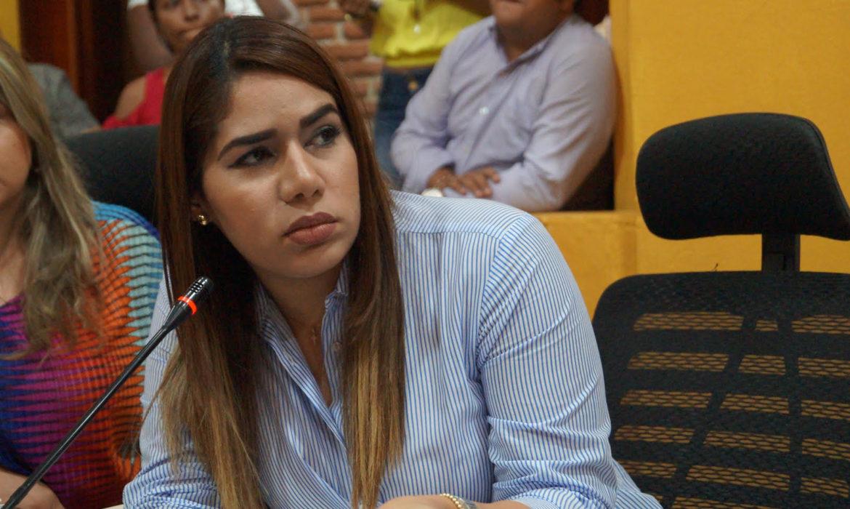 """Angélica Hodeg: """"No estoy prófuga, me encuentro en Cartagena y siempre he actuado con probidad"""""""