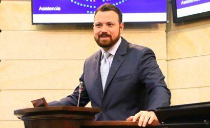 Senador García Zuccardi expresa solidaridad con el Senador Bernardo Elías Vidal