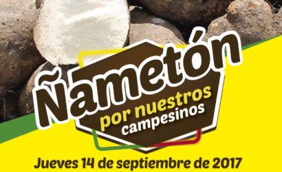 Sin apoyo de Ministerio de Agricultura, Gobernación de Bolívar realizará el 'Ñametón'