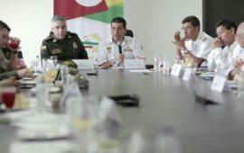 Gobierno departamental y fuerza pública fijan compromisos para contrarrestar delito de abigeato