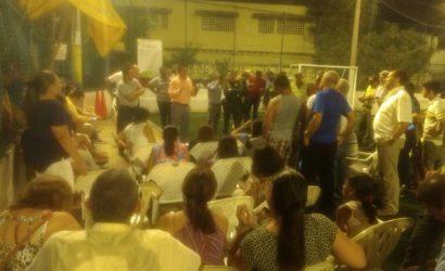 Sigue la ola delincuencial en Alto Bosque, habitantes piden pronta intervención del Distrito