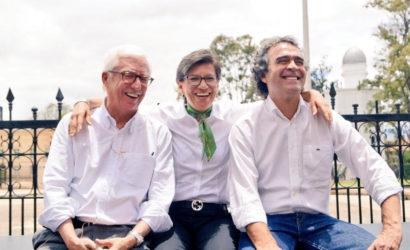 Fajardo, López y Robledo presentan principios de coalición presidencial