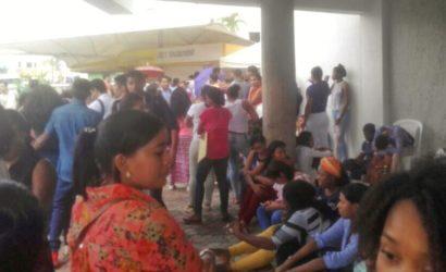 ¿Fue un fracaso la Feria de Empleo Juvenil en Cartagena?