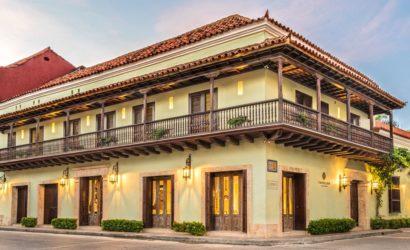 Hotel Capellán de Cartagena, en la revista mundial de hoteles luxury