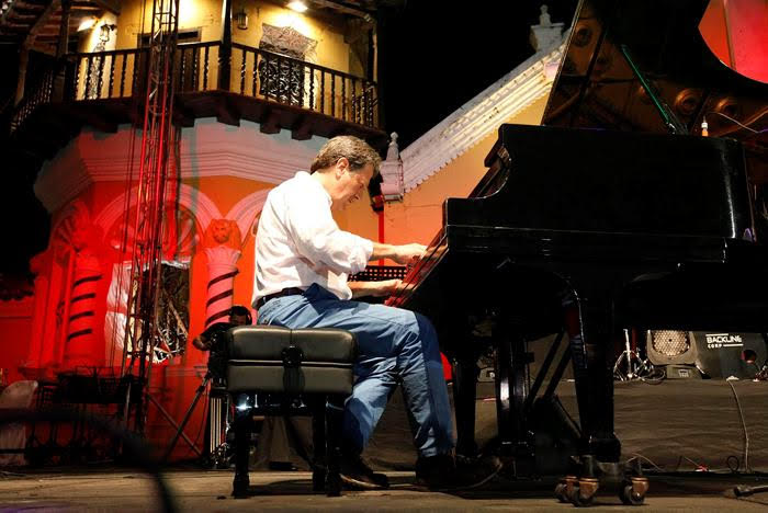"""El Maestro Óscar Acevedo presenta su disco """"A Toda Costa"""" en el VI Festival de Jazz de Mompox"""
