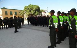 Más de mil Policías garantizarán la seguridad de los bolivarenses en celebración de 'Amor y Amistad'