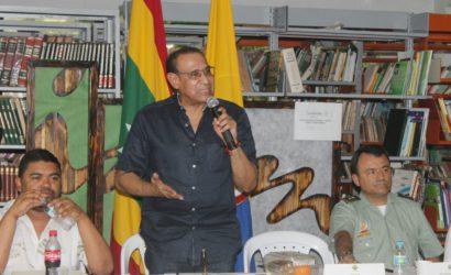 Concejo propone a la Alcaldía trabajar en equipo para defender parque de La Troncal