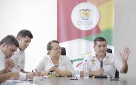 Gobierno Departamental priorizará construcción del colegio en el corregimiento de Tierra Firme