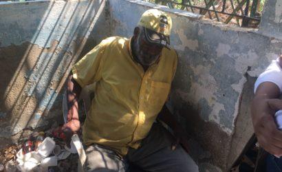 Francisco necesita de nuestro apoyo para mejorar su calidad de vida