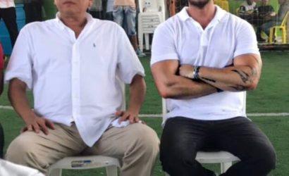 Actor de televisión apoya a Quinto Guerra en su aspiración a la Alcaldía de Cartagena