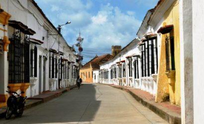Vive la Semana Santa en Santa Cruz de Mompox