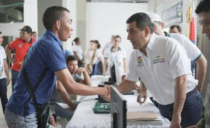 Gobernación de Bolívar realizó 'Feria de buen gobierno'