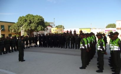 Más de mil uniformados de la policía garantizarán la seguridad de las elecciones en Bolívar