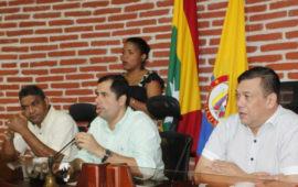 Concejo Distrital trabaja junto a gestores culturales la Institucionalización del Circuito Cultural de Cartagena