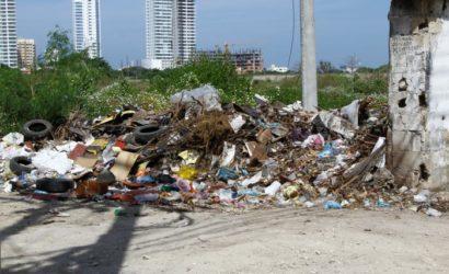 Procuraduría lanzó dura advertencia sobre recolección de basuras y escombros en Cartagena
