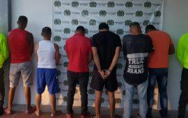 Desarticulan banda delincuencial 'Los Primos'