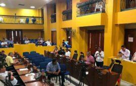 Concejo realiza recopilación y actualización del reglamento interno