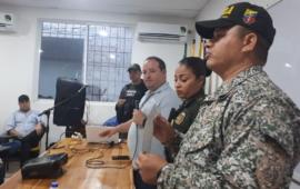 El Gaula y comunidad de San Juan trabajan para combatir la extorsión