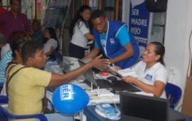 Gran Jornada de Afiliación al régimen subsidiado en salud en Cartagena