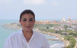 Antonella Farah agradece al partido Conservador por haber considerado su nombre en la terna