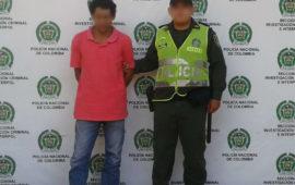 Arrestan a hombre que tenía ocho ordenes de captura en su contra