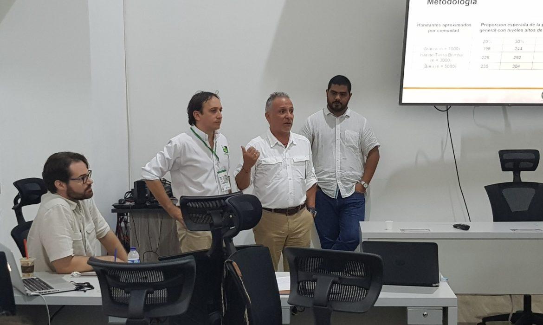 Cardique – Basic II, construyendo resiliencia en la Bahía de Cartagena