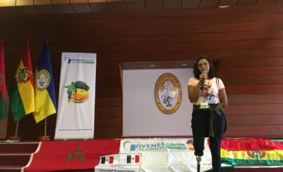 Adriana Martínez, una sobreviviente al cáncer y ejemplo de vida