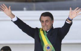 Jair Bolsonaro, personaje de la semana