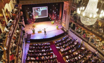 Del 31 de enero al 3 de febrero el Hay Festival llega a la provincia bolivarense