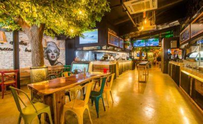 Zona 6, el primer Food Hall de Cartagena