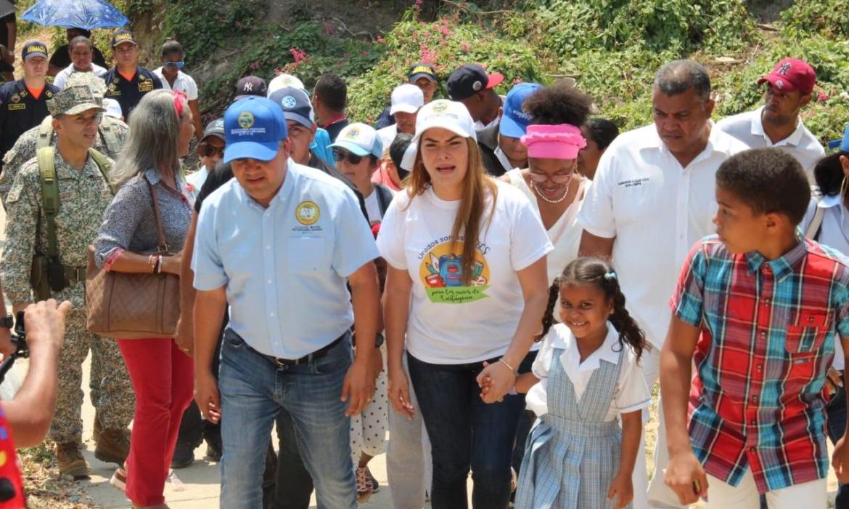 Gobierno Distrital realizó  atención y ayudas integrales en la zona insular Isla Fuerte