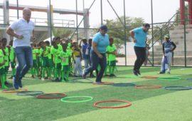 IDER inaugura dos nuevos núcleos de la Escuela de iniciación y formación deportiva