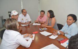 Pes se articula con el Sena y la Secretaría del interior