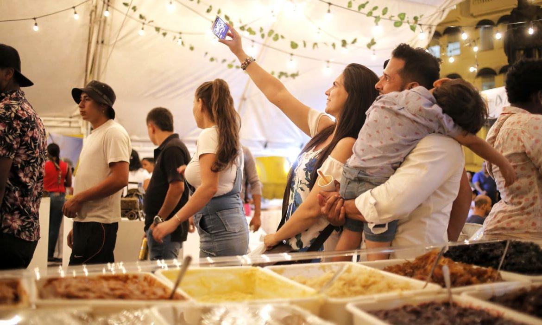 IX Festival del Dulce Cartagenero clausuró con más de 60 mil unidades vendidas
