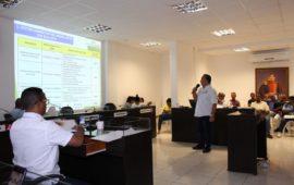 Visto bueno de la Asamblea a la gestión de Aguas de Bolivar