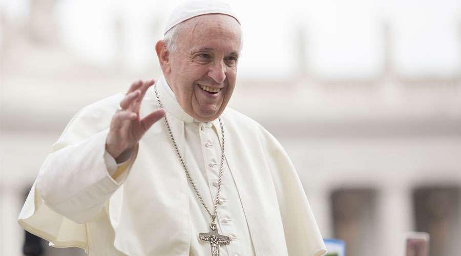 Papa Francisco, personaje de la Semana
