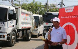 Aseo Urbano de la Costa ahora es Veolia Cartagena