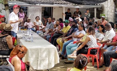 """Hernando 'Nando' Padauí: """"María La Baja será sede de emprendimientos culturales"""""""