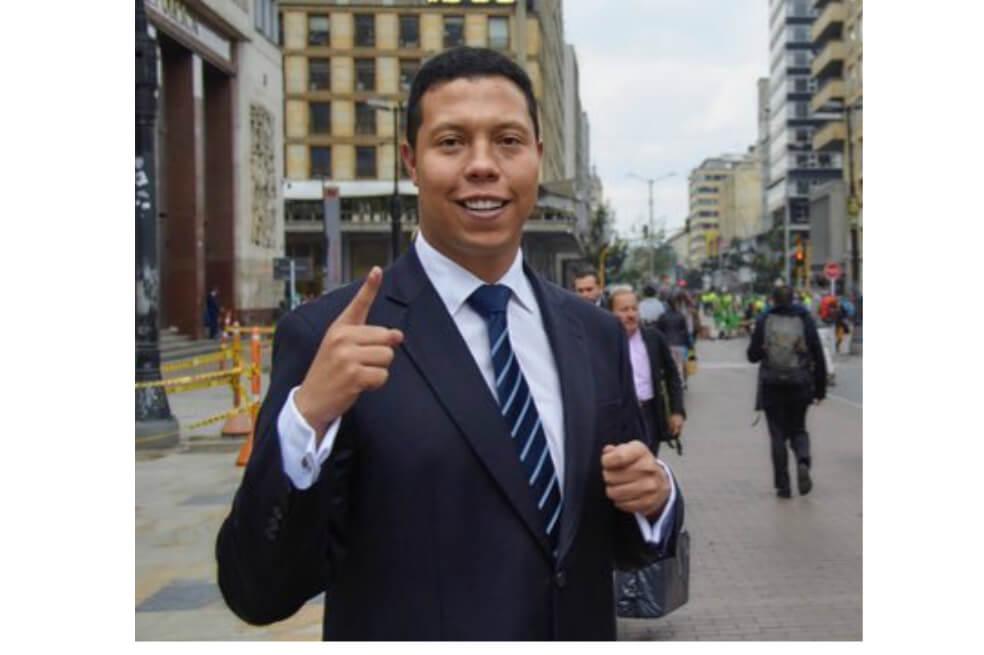 Jorge Colmenares, personaje de la semana