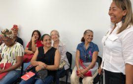 Distrito y ONU Mujeres hacen alianza para implementar proyecto para protección de mujeres y niñas venezolanas