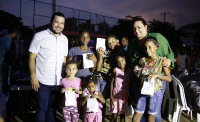 """El IDER y FICCI llevaron """"Cine en los Barrios"""" a La Candelaria y Pasacaballos"""