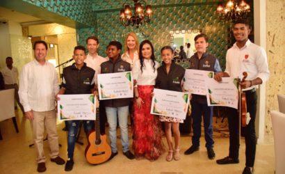 Cinco jóvenes músicos bolivarenses viajan a un proceso de formación en los Estados Unidos