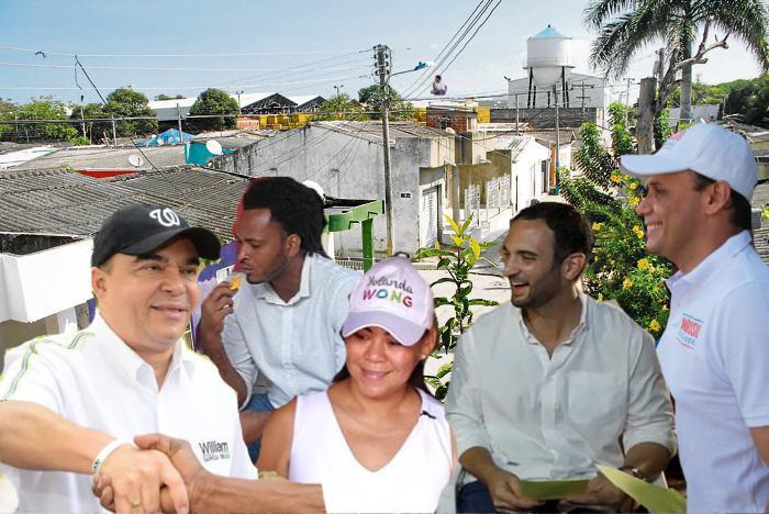 ¿Cómo son los discursos de los candidatos a la alcaldía de Cartagena? ¿Populares o innovadores? Parte 1