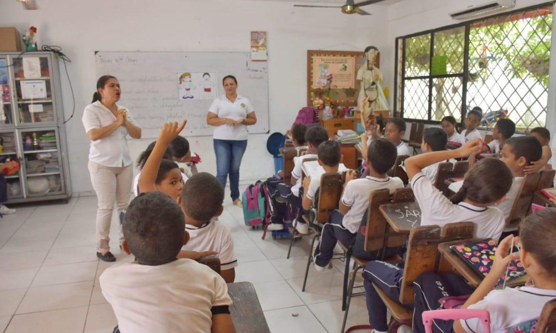 Distrito trabaja en una Política de sueños para la erradicación del Trabajo infantil