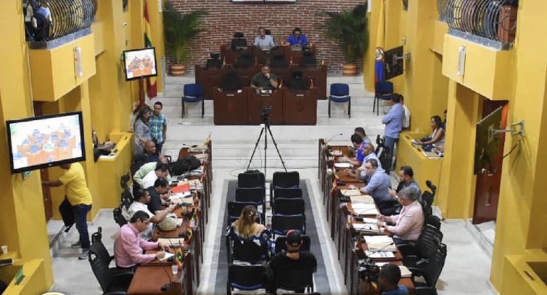 Concejo aplazó elección del nuevo presidente de la corporación