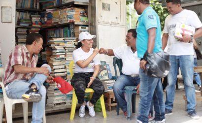 Yolanda Wong  desarrolla trabajo de 24 horas en los barrios de Cartagena