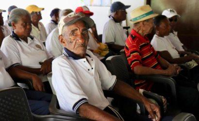 Distrito invita a adultos mayores a cobrar subsidios desde el 27 de junio