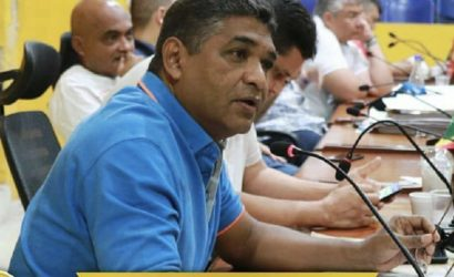 Rafael Meza, nuevo Presidente del Concejo Distrital de Cartagena