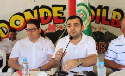 Asamblea de Bolívar realizó audiencia pública en San Pedro Consolado
