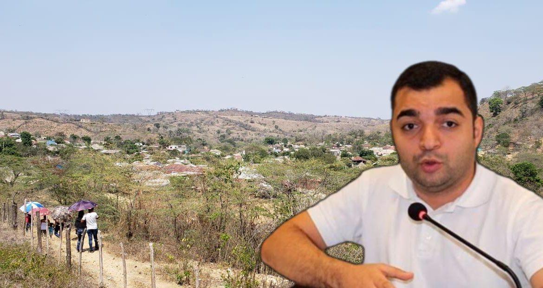 Por la protección y salvaguarda de la comunidad y las reservas naturales de San Pedro Consolado